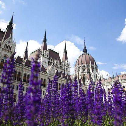 Mediterran Hotel Budapest **** s wellness, dlouhá platnost
