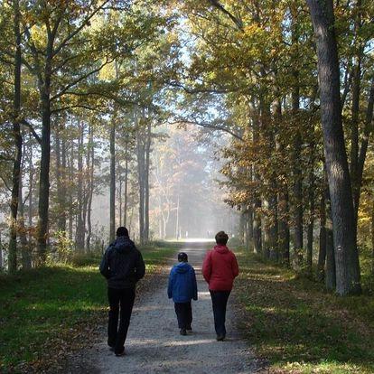 Podzimní víkendové pobyty v Třeboni