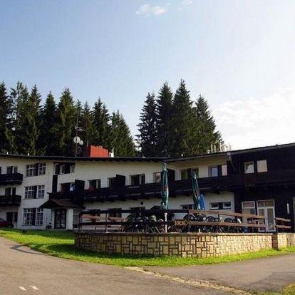 7 denní pobyt pro 2 osoby v Hotelu Bečva od 1.7.2021 v Horní Bečvě