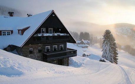 Romantický wellness pobyt pro dva v Peci pod Sněžkou