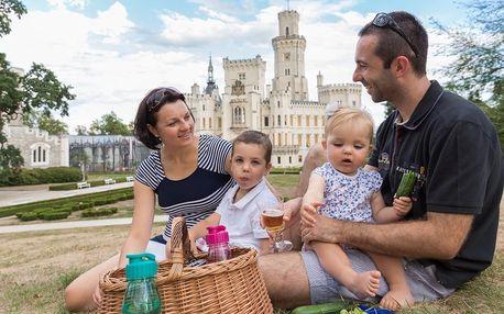 Balíček moje rodina v Českých Budějovicích