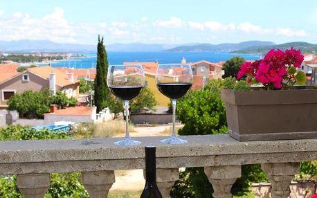 Chorvatsko, Vodice: Apartments & Rooms Milena