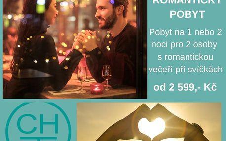 Romantický pobyt v Praze