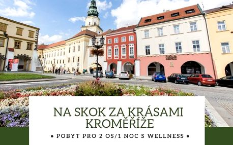 Na skok za krásami Kroměříže v Kroměříži