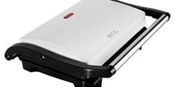 ECG S 1070 kompaktní gril, 700 W