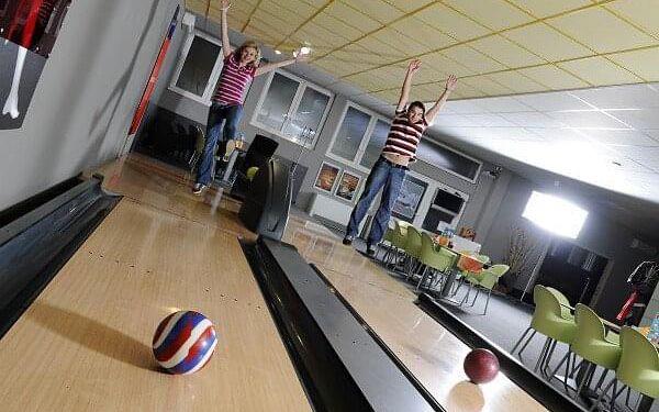 120 minut bowlingu a sýrový mix3