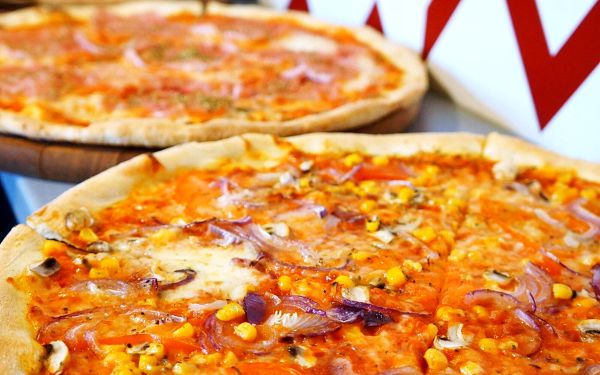 2x pizza (mix 1)4