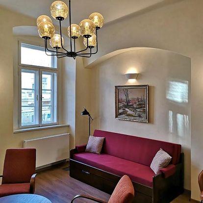 Česká Kanada: Apartmány na Trojmezí, byt Markéta