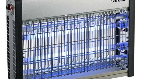 Ardes S 16B Elektrický lapač hmyzu a komárů s el. mřížkou, 2x 8 W