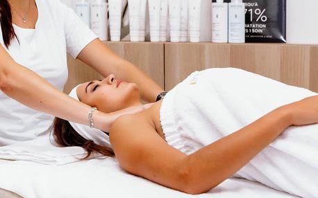 Relaxační péče: lymfodrenáž, kosmetika i líčení