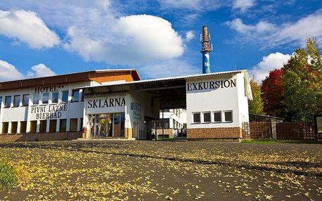 Harrachov: Hotel Sklárna s pivními lázněmi