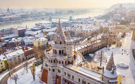 Adventní Budapešť, Budapešť