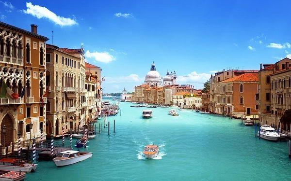 Advent v Benátkách, Veneto, autobusem, bez stravy4