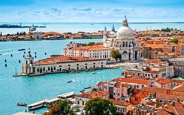 Advent v Benátkách, Veneto, autobusem, bez stravy5
