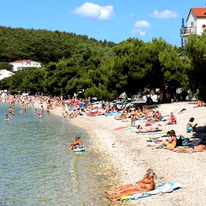 Chorvatsko, Drvenik: Studio Drvenik Donja vala 6658a