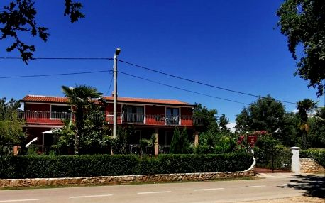 Chorvatsko, Novigrad: Apartments Villa Amaryllis