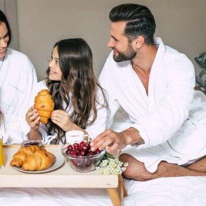Praha: Rodinný pobyt v apartmánu v Hotelu Olšanka **** s neomezeným wellness + až 2 děti do 10 let zdarma