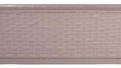 Plastovýý truhlík Prosperplast Ratolla P 49,2 x 17,2 x 17,4 cm moka