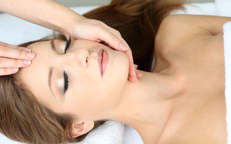 Až 100 min. na kosmetice: terapie světlem i zlatem