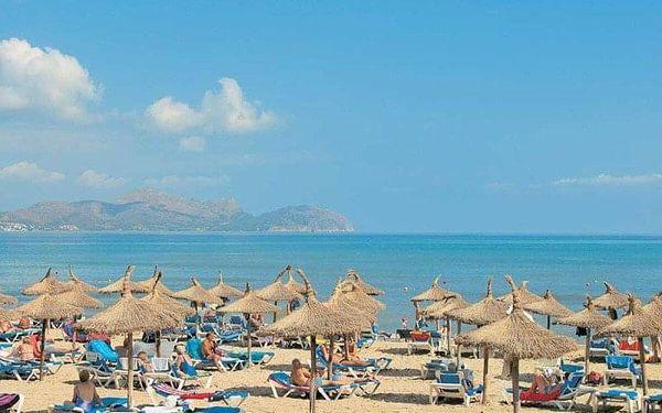 Nordeste Playa, Mallorca, Španělsko, Mallorca, letecky, all inclusive3