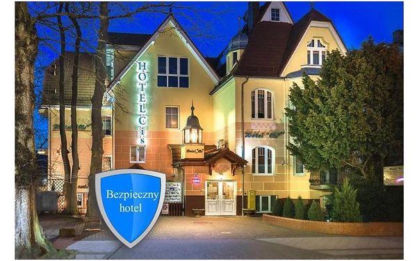 Polsko, Baltské moře: Hotel Cis