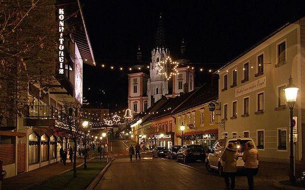 Mariazell a průvod čertů, Štýrsko, autobusem, bez stravy5