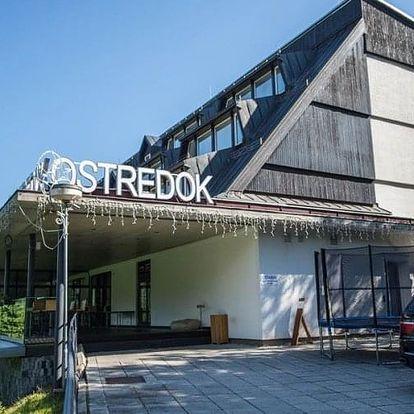 Pobyt v hotelu s vynikajícím hodnocením v centru turistického střediska Jasná, Nízke Tatry - Jasná