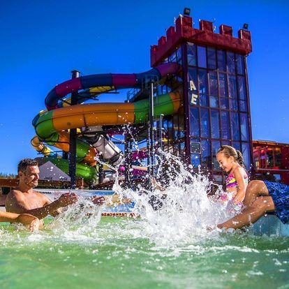 Letní dovolená se vstupy do Tatralandie a Bešeňové