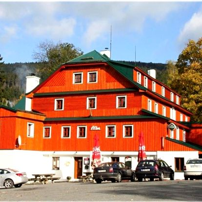 Orlické hory: Hotel Alba