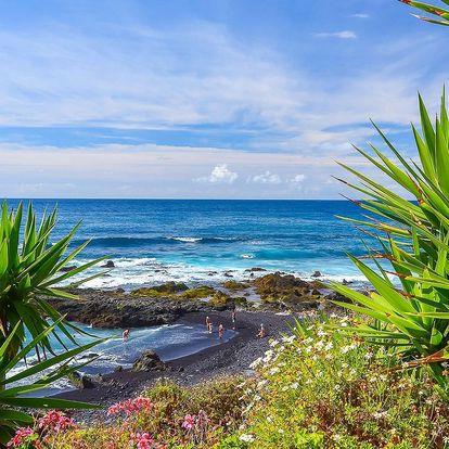 Poznávací zájezd s koupáním na Kanárských ostrovech