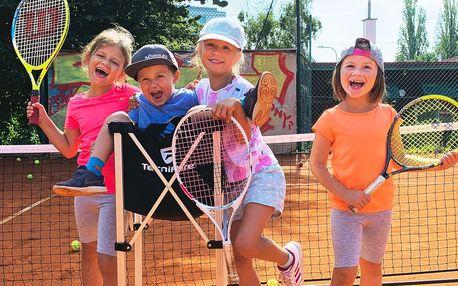 Letní příměstský sportovní tábor pro děti 4–15 let