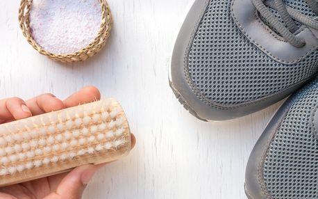 Profesionální čištění obuvi: povrchové i hloubkové