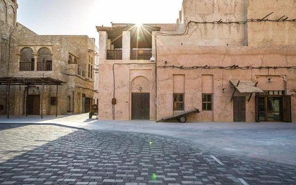 Al Seef Heritage Hotel Dubai, Dubai, Spojené arabské emiráty, Dubai, letecky, snídaně v ceně4