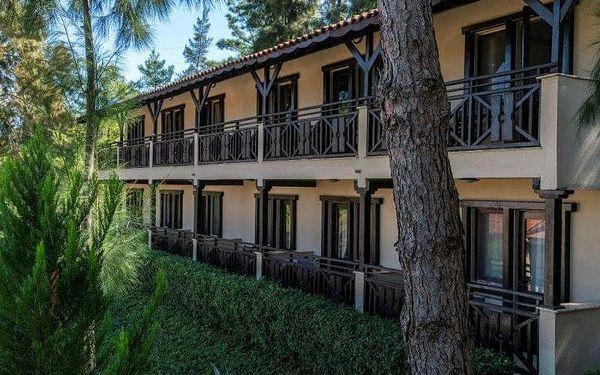 HOTEL BERKE RANCH NATURE, Kemer, Turecko, Kemer, letecky, snídaně v ceně2