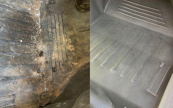 Program Exclusive: ruční mytí karoserie a tepování interiéru3