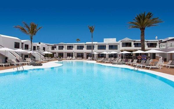Aparthotel R2 Bahia Kontiki Beach, Lanzarote, Kanárské ostrovy, Lanzarote, letecky, bez stravy2