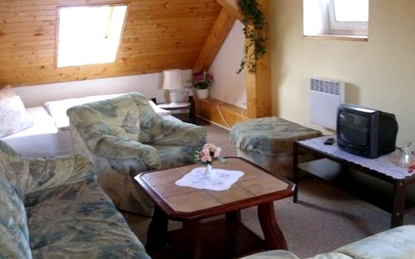 Podzimní pobyt s polopenzí | 2 osoby | 3 dny (2 noci) | Období St 1. 9. – Po 20. 12. 20214