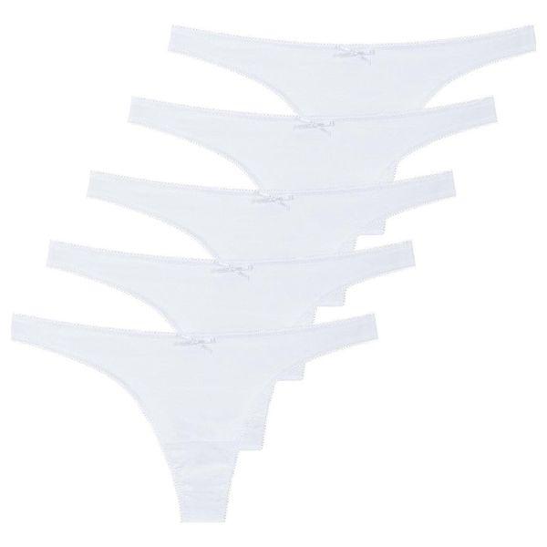 Bezešvé kalhotky - vyšší pas | Velikost: L | Černá3