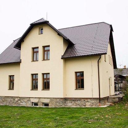Lázeňské městečko Velké Losiny: Vila Pavlínka Losiny