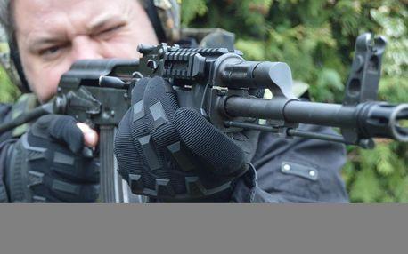 Nadupané střelecké balíčky: až 16 zbraní a 83 nábojů