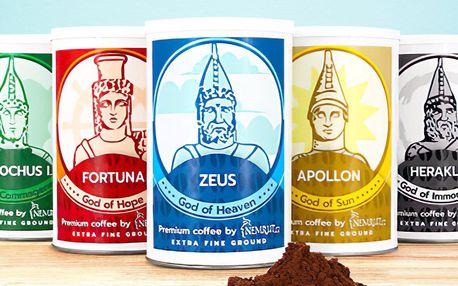 Originální turecká káva s džezvou i v dárkové sadě