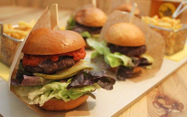 Burgerové degustační menu s hranolky3