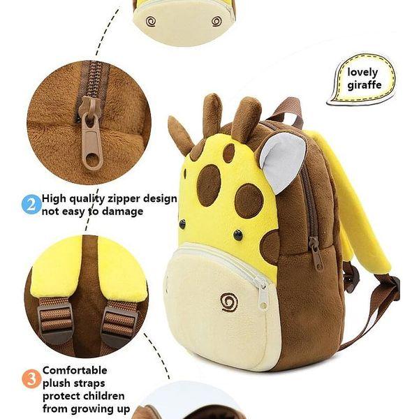 Batůžek žirafa5