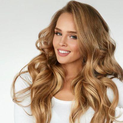 Melír a nový střih včetně regenerace vlasů
