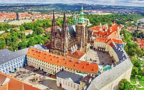 Stylové apartmány v srdci historické Prahy