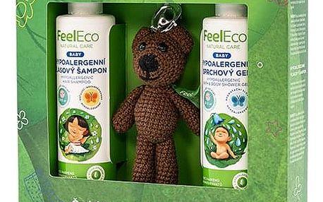 Feel Eco Hypoalergenní koupelový balíček Baby