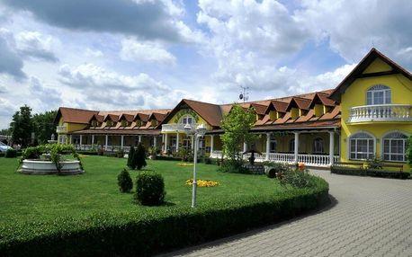 Mikulov, Jihomoravský kraj: Hotel Zámeček