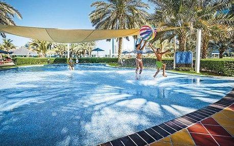 Spojené arabské emiráty - Abu Dhabi letecky na 4-15 dnů