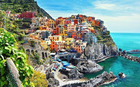 Zájezd do Itálie: 2 noci se snídaní, Ligurie, Janov