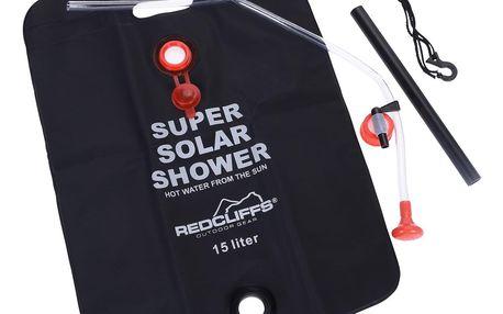 Zahradní solární sprcha, 4Home, 15 l